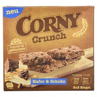 Corny Crunch Hafer & Schoko 120g