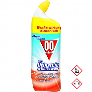 00 null null WC Urinstein und Kalklöser flüssig Flasche 750 ml