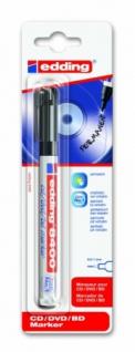 CD Marker e-8400/1 schwarz