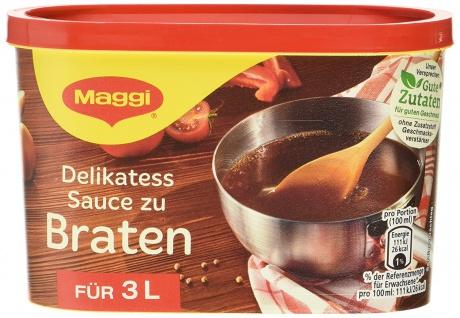 Maggi Delikatess Soße zum Braten, 3 l Dose