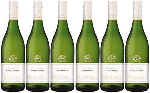 KWV Chardonnay Classic Western Cape trocken vollmundig 750ml 6er Pack