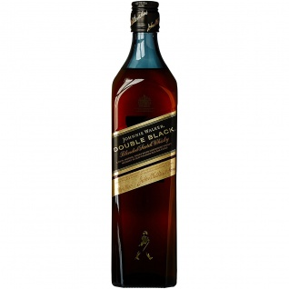 Johnnie Walker Double Black Label Blended Scotch Whisky 700ml