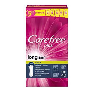 Carefree Slipeinlagen Long Plus, 40er Packung - Vorschau