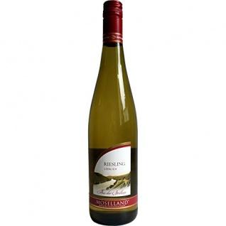 Moselland Riesling Lieblich Weißwein trocken Hochgewächs 750ml