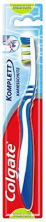 Colgate Komplett Kariesschutz (medium) Zahnbürste, 6er Pack (6 x 1 Stück), sortiert - Vorschau