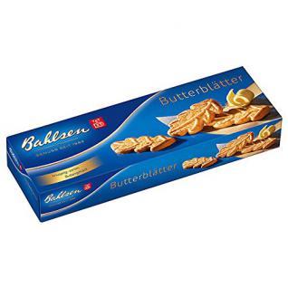 5er Pack, Bahlsen Butterblätter (5 x 125g)
