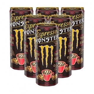 Monster Espresso and Milk Triple Shot pfandfrei 250ml 6er Pack