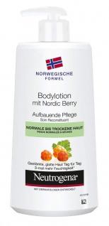 Neutrogena Nordic Berry Bodylotion 400ml