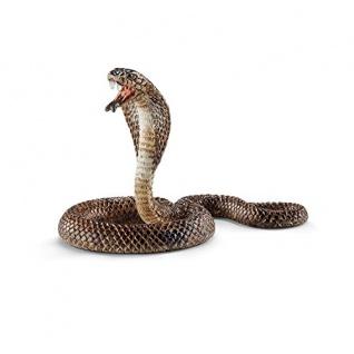 Schleich 14733 - Kobra, Tier Spielfigur