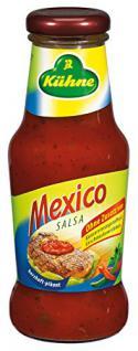 Kühne Würzsauce Mexico, 250 ml D, A, F, NL, GB, GR, 1er Pack (1 x 250 ml)