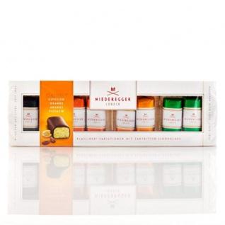Niederegger Marzipan Exquisit Pralinen mit Zartbitter Schokolade 100g