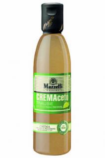 Mazzetti Cremaceto Bianco Traube, Crema di Balsamico, 5er Pack (5 x 250 ml)