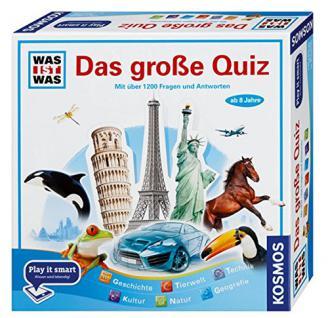 WAS IST WAS - Das große Quiz - Play it smart