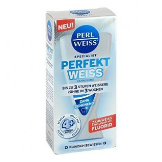 Perlweiss Zahncreme Perfekt Weiss 50ml