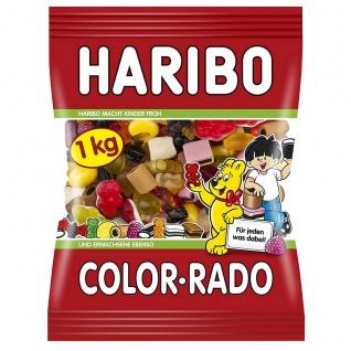 Haribo Color Rado Klassiker unter den Haribo Mischungen 1000g