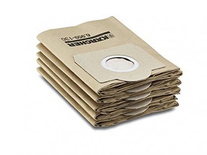 Kaercher Papierfiltertueten 5 Stueck