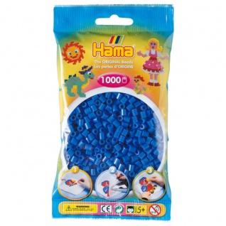 Hama Perlen Hellblau 1000