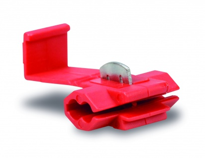 Kfz Klemmverbinder rot 0, 5-1 qmm