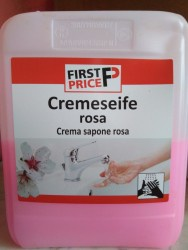 First Price Cremeseife rosa