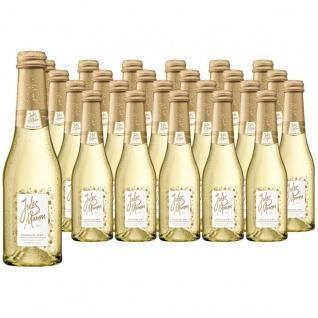 Jules Mumm Medium Dry Sekt 11 Prozent Piccolo Flaschen 24er Pack