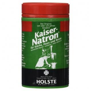 Holste Arnold Kaiser Natron Tabletten Küche und Haushalt 100g 3er Pack