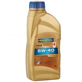 Ravenol HCS SAE 5W 40 Synthetisches Hochleistungs Motorenöl 1L