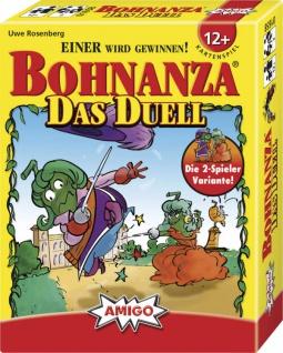Amigo Bohnanza Das Duell Ein Kartenspiel für die ganze Familie