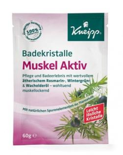 Kneipp Badekristalle Muskel Aktiv, 60 g