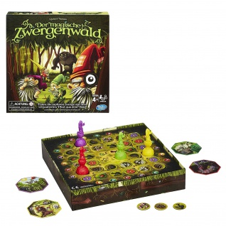 Spiel Der magische Zwergenwald
