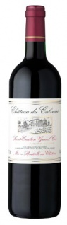 Château du Calvaire Saint-Emilion trocken Rotwein aus Frankreich 750ml