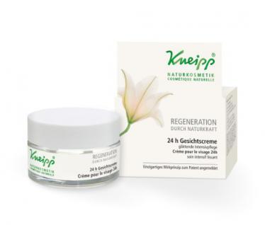 Kneipp Regeneration 24h Gesichtscreme, 1er Pack (1 x 50 g) - Vorschau