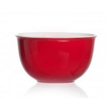 Doppio Ritzenhoff & Breker Müslischale rot kombiniert mit weiß - Vorschau