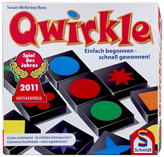 Spiel Qwirkle