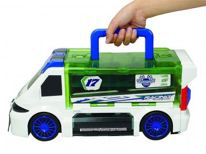 Dickie Fahrzeug Race 'n Carry Van