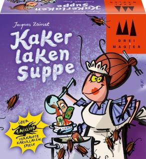 Spiel Kakerlaken-Suppe
