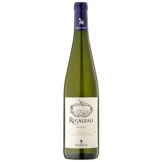 Regaleali Bianco Weißwein Klassiker Sicilien Sicilia trocken 750ml