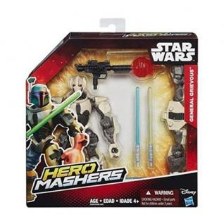 SW Hero Mashers Deluxe Figuren