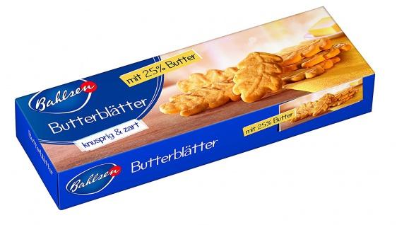 Bahlsen Kipferl, 4er Pack (4x 125 g)