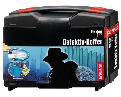Die drei Detektiv Koffer