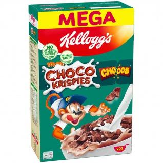 Kelloggs Choco Krispies kakaohaltige Frühstückscerealien 700g