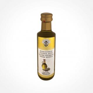 Natives Olivenöl extra mit dem Geschmack weißer Trüffeln 100 ml