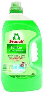 Frosch - Spiritus Glas-Reiniger Streifenfreie Reinigung von Glas 5l