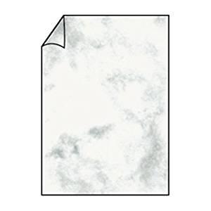 Briefpapier Paperado DIN A4 220 Grau Marmora