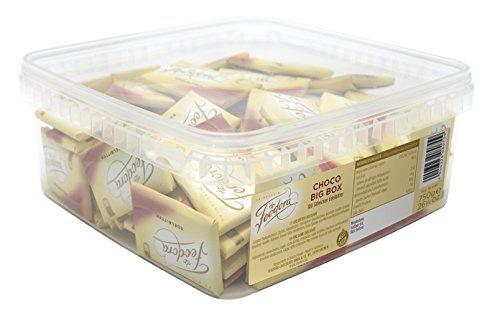 Feodora Choco Big Box Edel-Bitter-Täfelchen 750g