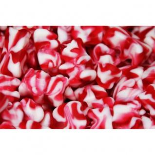 Fruchtgummi Erdbeer Sahne Bären mit Erdbeer Sahne Geschmack 1000g
