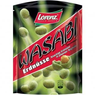 Lorenz Wasabi Erdnüsse 100g