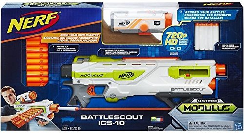 Nerf N-Strike Elite Modulus Battle