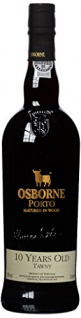 Osborne 10 Years Old Tawny Port aus Portugal Douro (1x 0, 75ml)