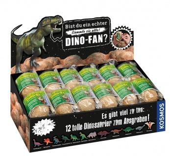 Kosmos Fossil Dino Eier sortiert Dino Figuren zum Sammeln