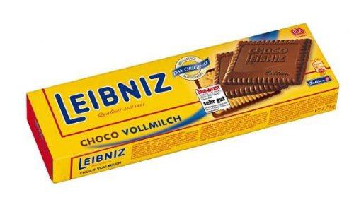 Bahlsen Leibniz Choco Vollmilch 125g